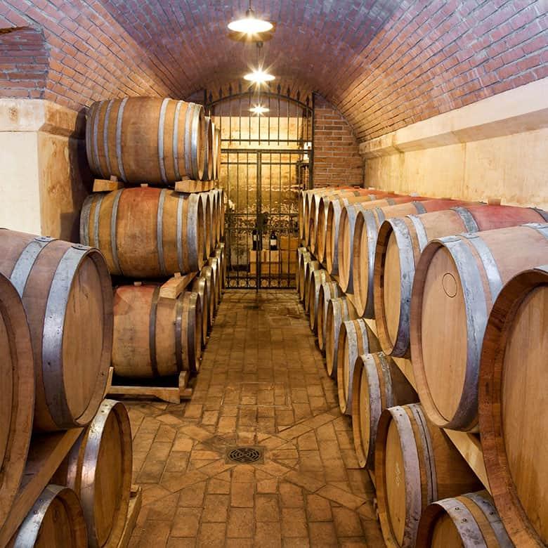 Weinkellerei Meraner Weinfässer
