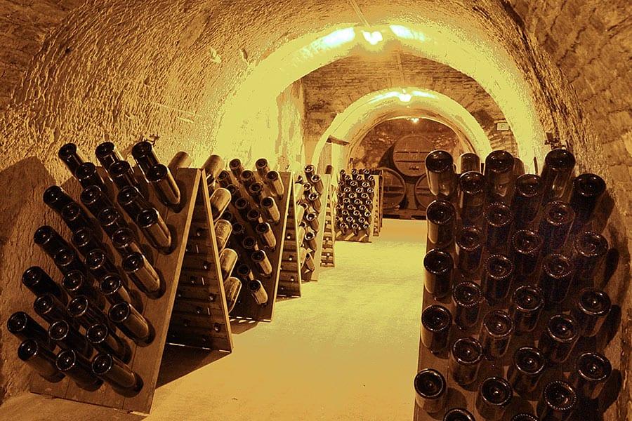 Weinkellerei Meraner Gosset