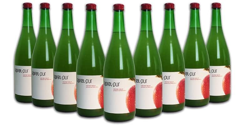 Weinkellerei Meraner Apfel pur Wurzinger