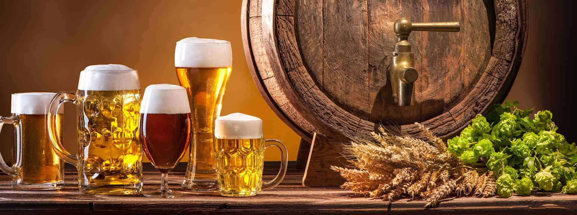 Weinkellerei Meraner Bier