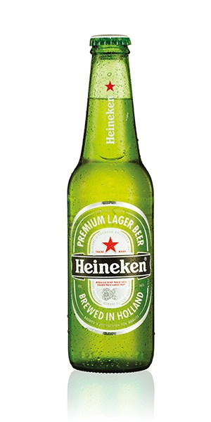 Weinkellerei Meraner Heineken Bier