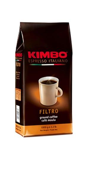 Weinkellerei Meraner Kimbo Kaffee Filtro