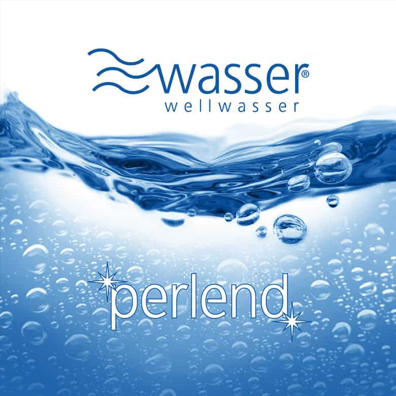 Weinkellerei Meraner Wellwasser perlend