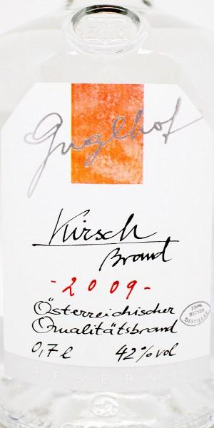 Weinkellerei Meraner Guglhof Kirschbrand