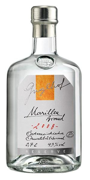 Weinkellerei Meraner Guglhof Marillenbrand