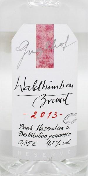 Weinkellerei Meraner Guglhof Waldhimbeerbrand