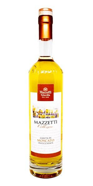 Weinkellerei Meraner Mazzetti Moscato Invecchiata