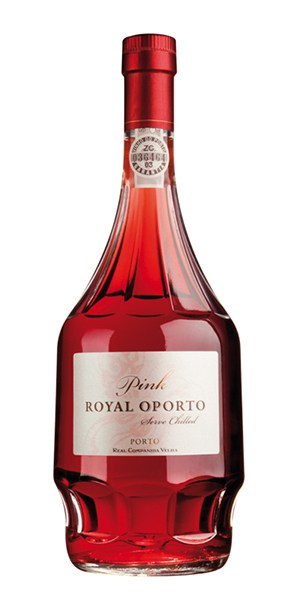 Weinkellerei Meraner Royal Oporto Rose