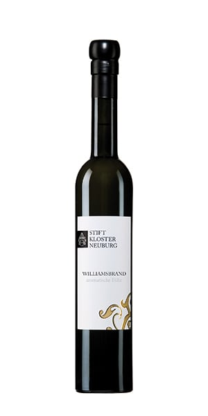 Weinkellerei Meraner Stift Klosterneuburg Williamsbrand