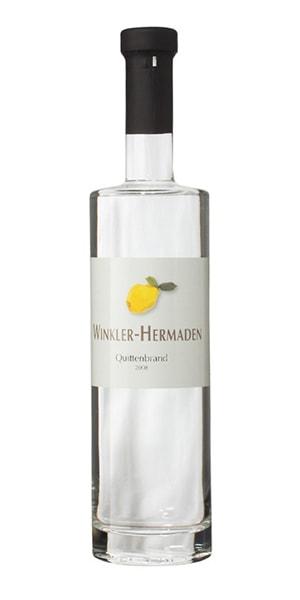 Weinkellerei Meraner Winkler Hermaden Quittenbrand