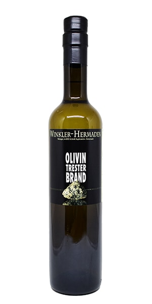 Weinkellerei Meraner Winkler Olivin Tresterbrand