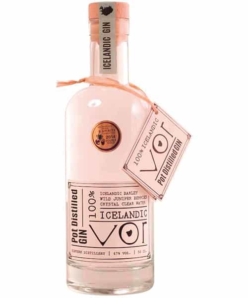 Weinkellerei Meraner Iceland Gin