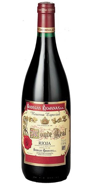 Weinkellerei Meraner Bodegas Riojanas Monte Real