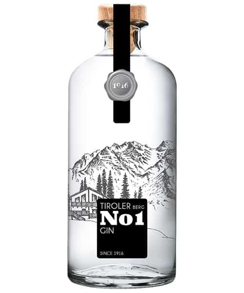 Weinkellerei Meraner Tiroler Berg Gin