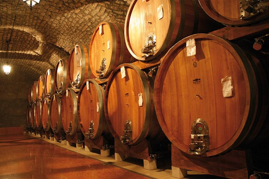 Weinkelllerei Meraner Bertani