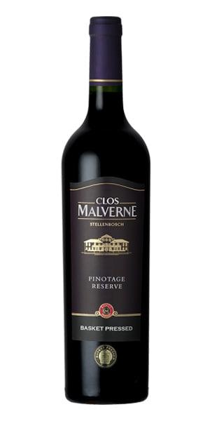 Weinkellerei Meraner Clos Malverne Pinotage Reserve