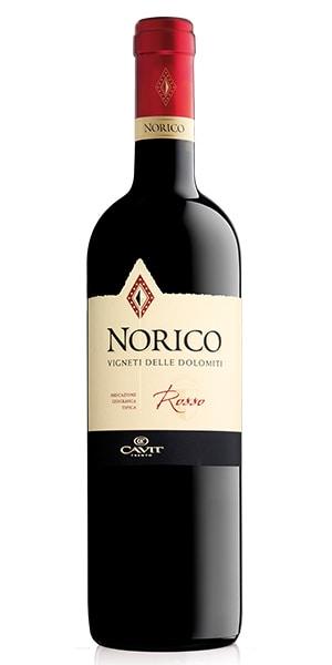 Weinkellerei Meraner Cavit Norico Rosso