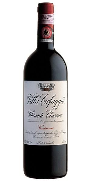 Weinkellerei Meraner Villa Cafaggio Chianti Classico