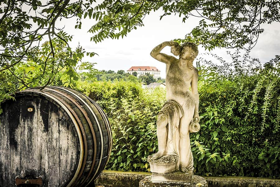 Weinkellerei Meraner Graf Hardegg