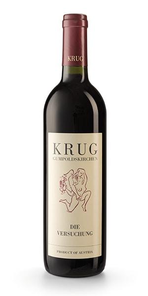 Weinkellerei Meraner Weingut Krug Die Versuchung