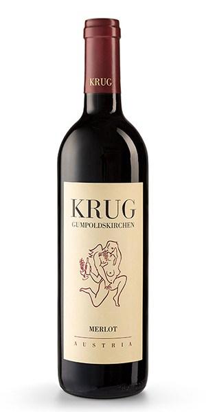 Weinkellerei Meraner Weingut Krug Merlot