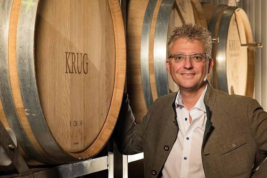 Weinkellerei Meraner Weingut Krug