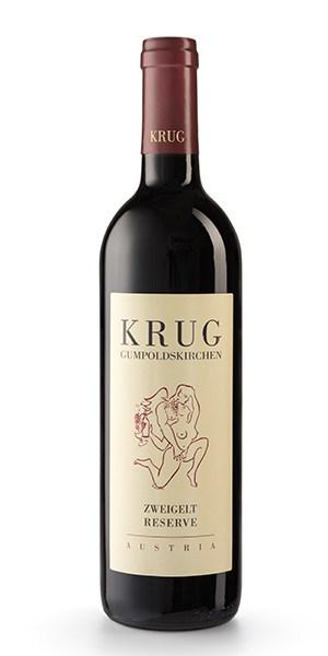 Weinkellerei Meraner Weingut Krug Zweigelt