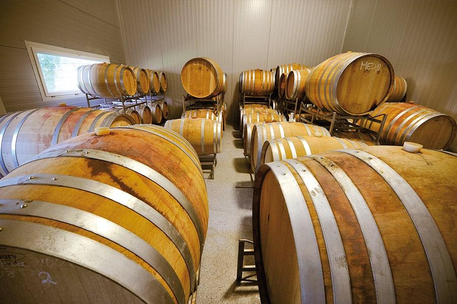 Weinkellerei Meraner Weingut Nadler