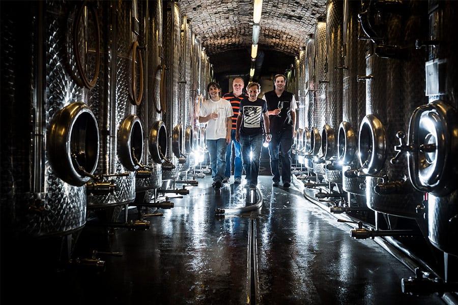 Weinkellerei Meraner Weingut Stadt Krems